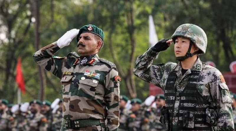 Chinese military delegation to visit Indian Army base at Sukna in West Bengal
