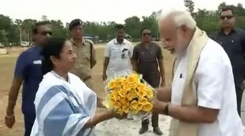 Politics in Visva Bharati convocation!  PM Modi praises union projects