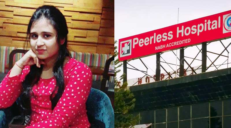 Girl student found hanging in Peerless Hospital hostel in Kolkata