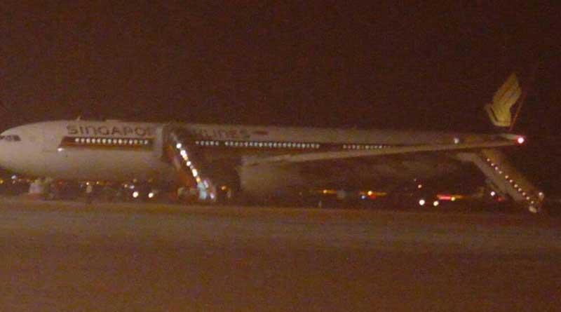 Fuel leak at runway sparks panic in Dumdum Airport