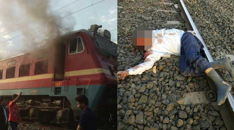 Maharashtra: Driver falls from running train, dies