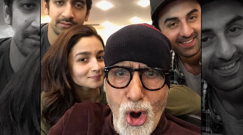 Brahmastra: Amitabh Bachchan gets Ranbir Kapoor's name wrong on Instagram