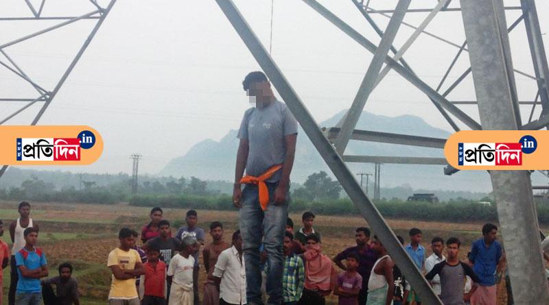 BJP calls 12 hour bandh in Balarampur protesting cadre murder