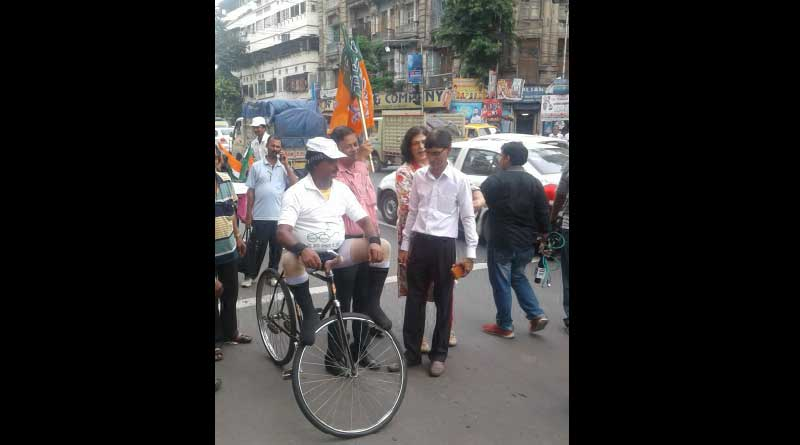 Two person from West Midnapur want to create a world record with Swachh Bharat Abhiyan
