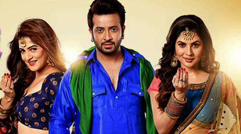 Bhaijaan Elo Re: See how Shakib-Srabanti movie fare