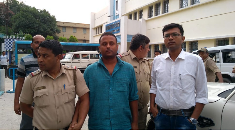 Court ordered six days police cuotody to the husband