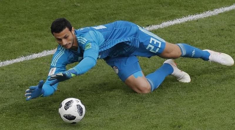 Egypt goalkeeper refuse Man of the match trophy
