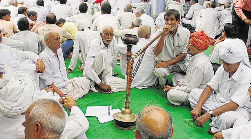 Rajasthan: Panchayat 'punishes' family for not organizing 'mrityubhoj'