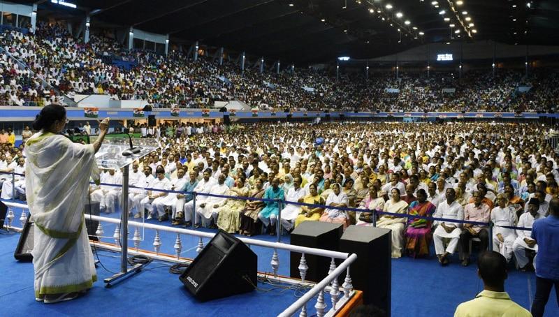 TMC prepares plan to take on BJP, eyes Delhi