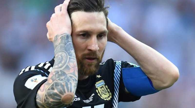 Lionel Messi may not get 10 number jersey in PSG | Sangbad Pratidin