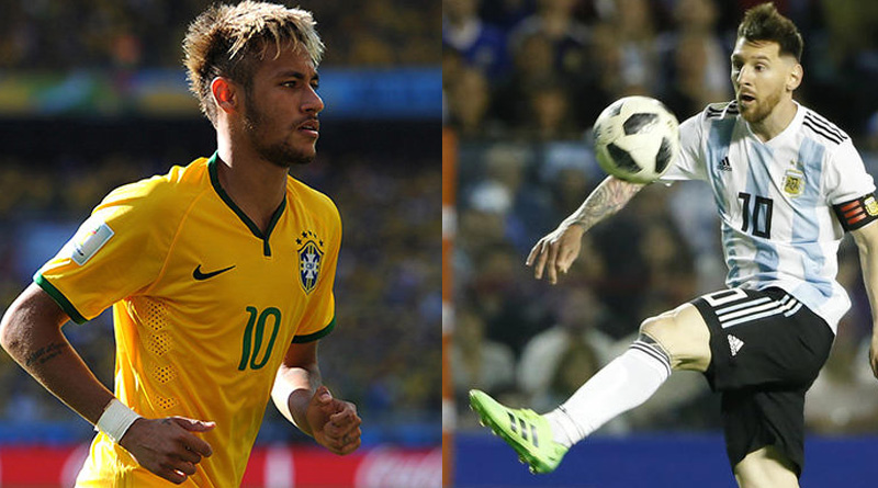 Lionel Messi, Neymar's goals to 'feed' distressed children: Master Card's noble initiative