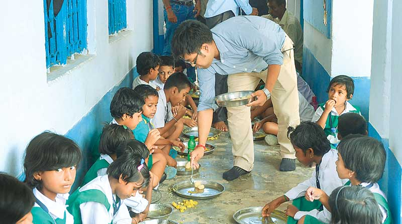 Donate festive food for mid-day meal in schools, urges Katwa BDO