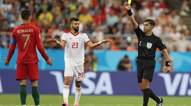 Football World Cup 2018: Suspension threat looms on star players