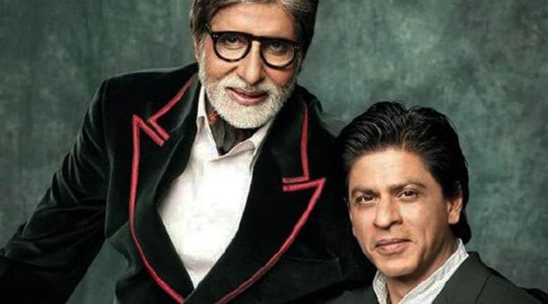 Shah Rukh Khan, Amitabh Bachchan together for Sujoy Ghosh's Badla