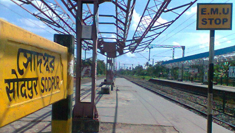 Rape attempt on housewife at Sodepur Station