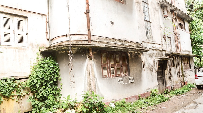 SD Burman's home is going to destroy