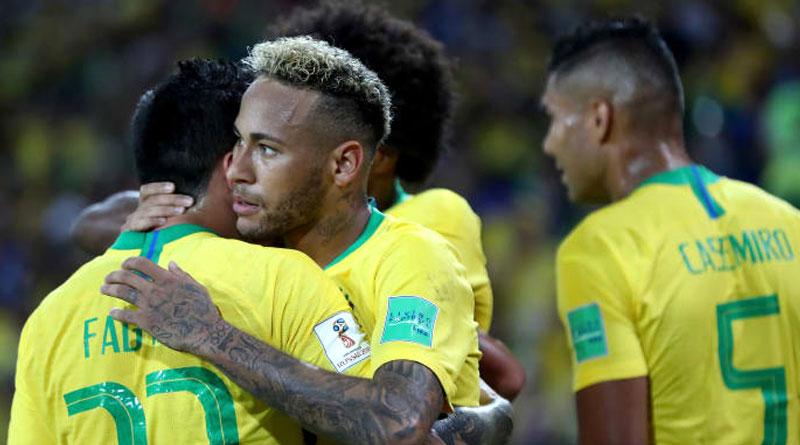 Fifa World Cup 2018: Brazil Serbia