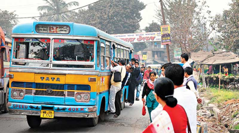 Bus fares hiked in West Bengal