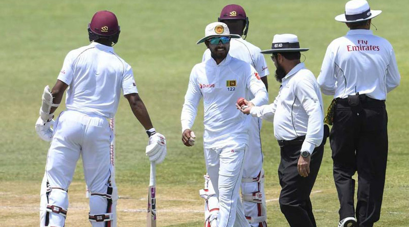 Dinesh Chandimal convicted of ball tampering, banned for one Test