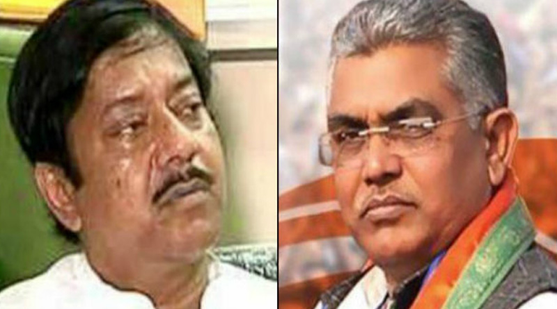 Breaking: Food Minister must resign, Dilip Ghosh lashes out at Jyotipriyo Mallick