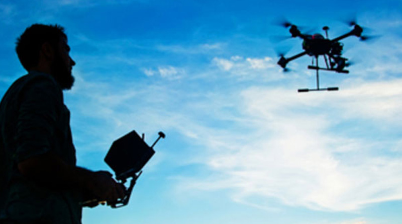 Pakistan drug peddlers using drones to cross fence with India