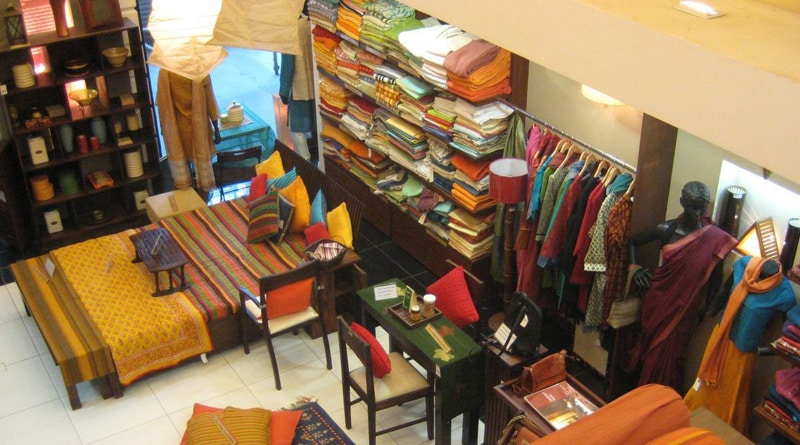Case against Fabindia for selling factory made garments as Khadi