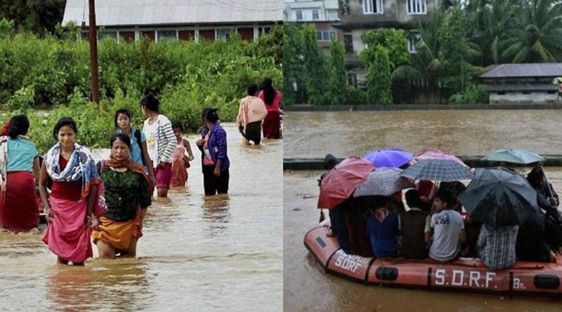 Flood in north-eastern states kills 6 people