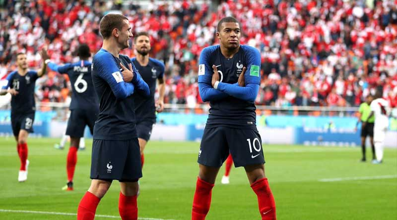 Fifa World Cup 2018: France beats Argentina by 4-2