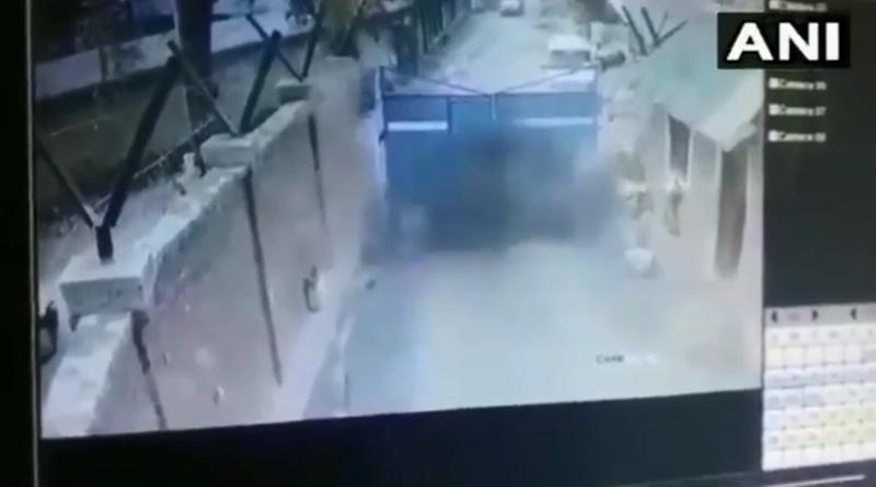 Terrorists lob grenade at beacon camp in Kashmir's Anantnag