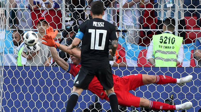 World Cup 2018: Iceland goalkeeper Hannes Por Halldorsson reveals how he prepared for Lionel Messi