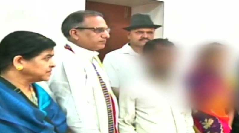 Mandsaur rape victim's family asked to say thanks to BJP MP