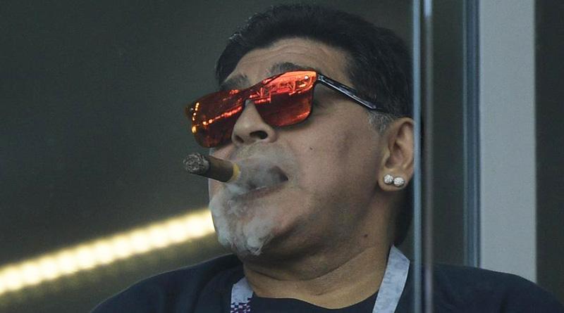Football WC 2018: Diego Maradona backs Lionel Messi