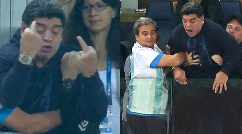 FIFA football world cup: Biopic to capture Diego Maradona's Russia moments