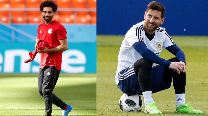 Lionel Messi wants Mohamed Salah to join Barcelona