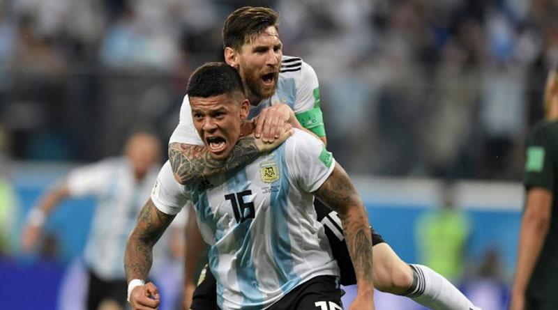 Fifa World Cup 2018: Argentina beats Nigeria