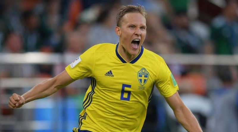 FIFA World Cup 2018: Sweden beat Mexico