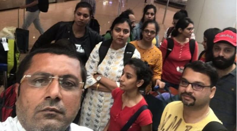 Over 150 passangers stranded at Mumbai airport due to technical fault