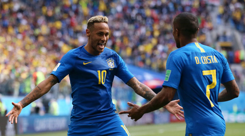 Fifa world Cup 2018: Brazil beats Costa Rica by 2-0