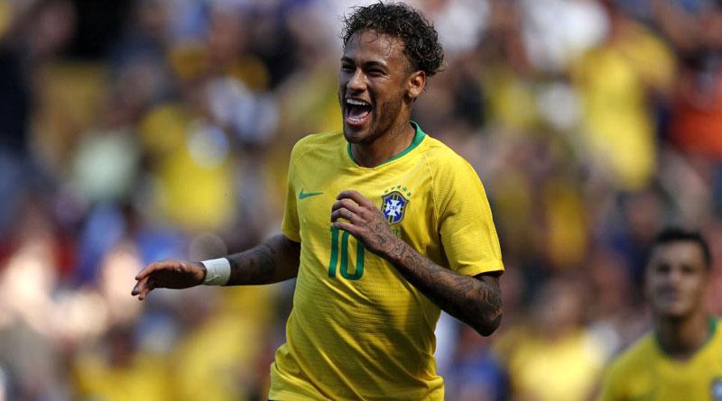 FIFA football world cup 2018: I'm the best, says Neymar
