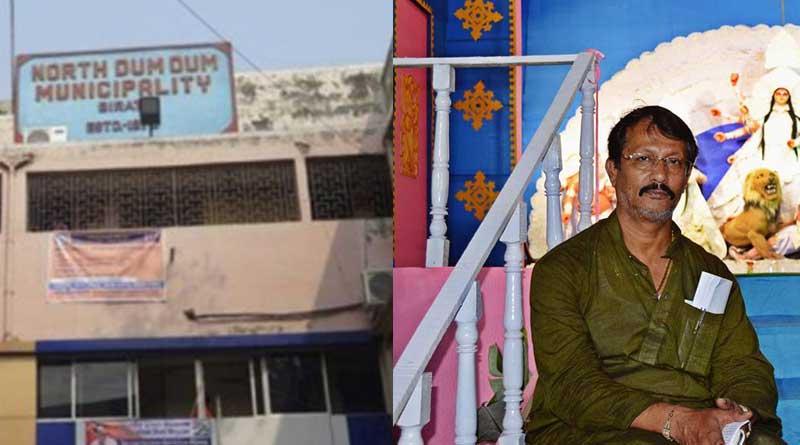 TMC;s inner clash North Dumdum Municipalty, chairman A vice chairman removed