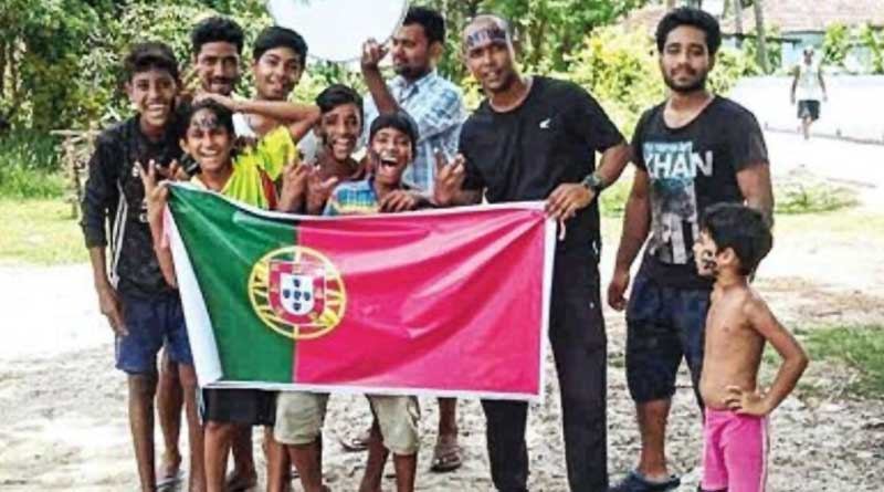 Football World Cup 2018: This Bengal village is supporting Cristiano Ronaldo