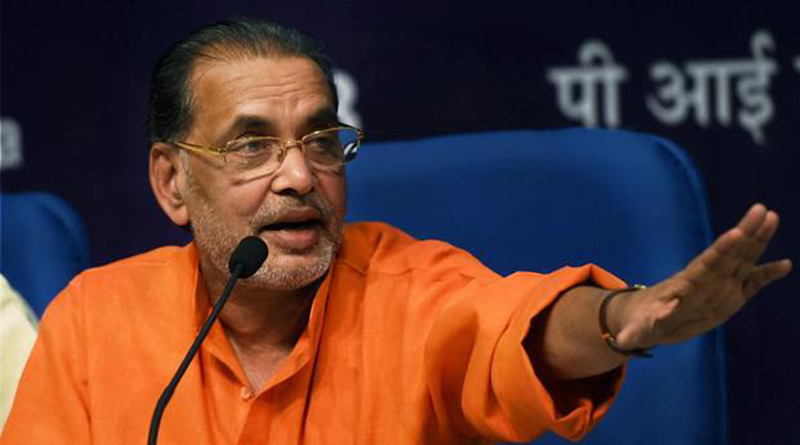 Agriculture Minister Radha Mohan Singh said, protest by farmers  were attempts to get media attention