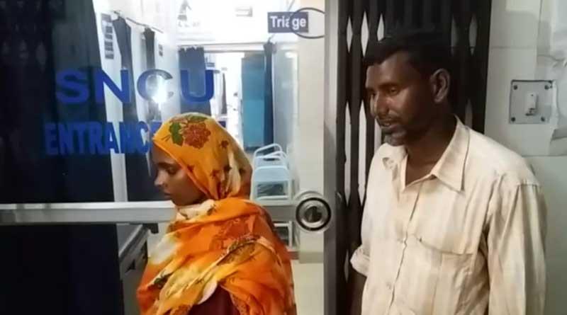 Baby misplacing allegation in Raiganj hospital