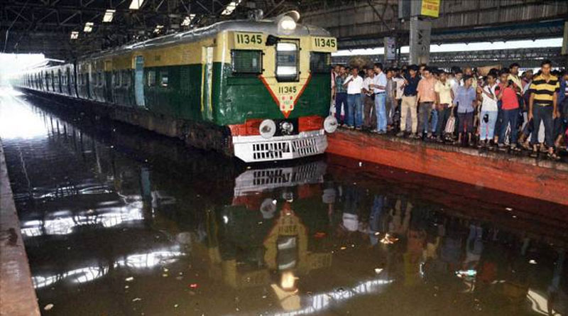 The train will run line on water in Howrah-Sealdah division