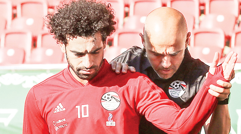 Football World Cup 2018: Mohamed Salah to play against Uruguay