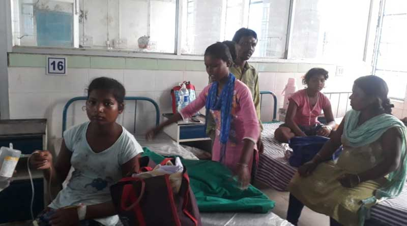 Siliguri: Students fall ill after consuming hostel food