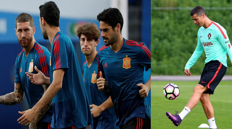 FIFA Football WC 2018: Spain to face Portugal in Sochi