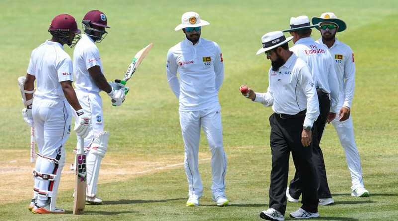 Sri Lankan captain Dinesh Chandimal, charged by ICC for ball-tampering