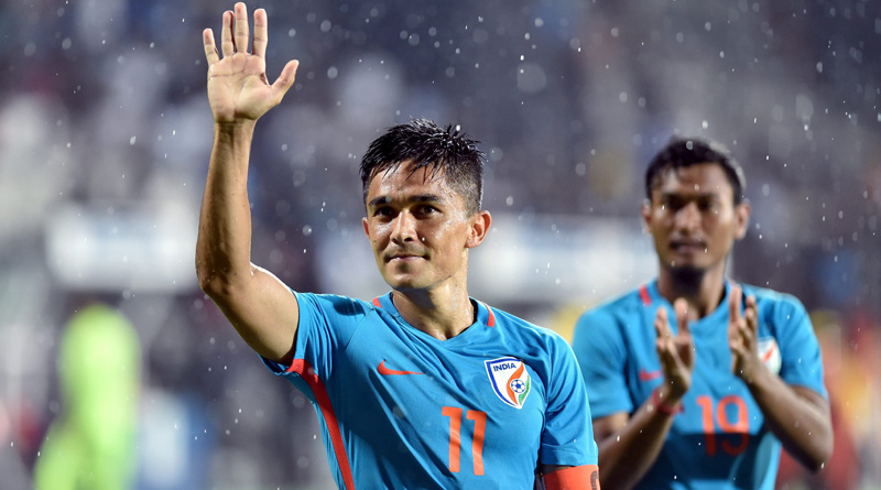 Sunil with a brace as India beat Kenya to lift inter-continental cup