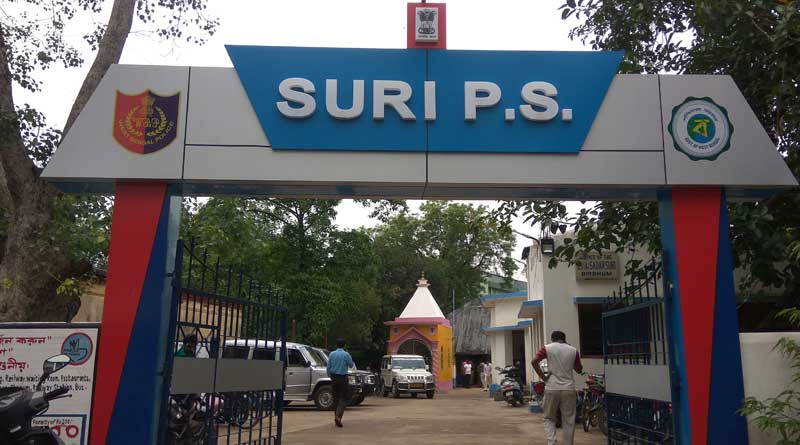 Suri: a lady homeguard allegedly beaten by a constable over Monetary dispute